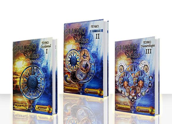Libros de Caminos de Luz (3 Tomos)