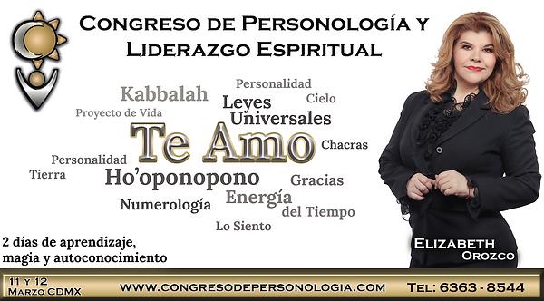 congreso y liderazgo espiritual