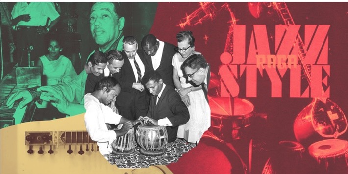 How does Indian classical music relate to age old jazz