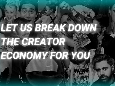 What is a creator economy anyway?