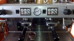 Our coffee machine