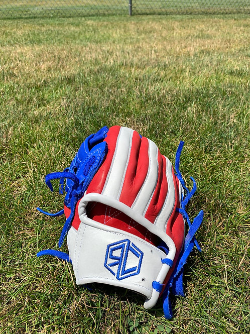 "12"" Red, White and Blue (Leftie)"