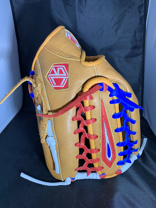12.5 RC Tan, Red/Blue