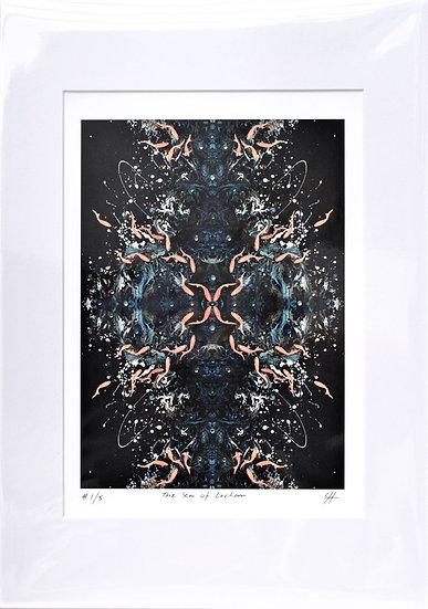 The Sea of Larnham - rotation (Print)
