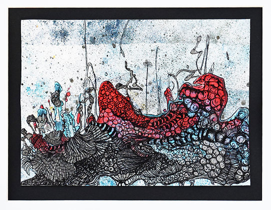 The Sea of Reporiu