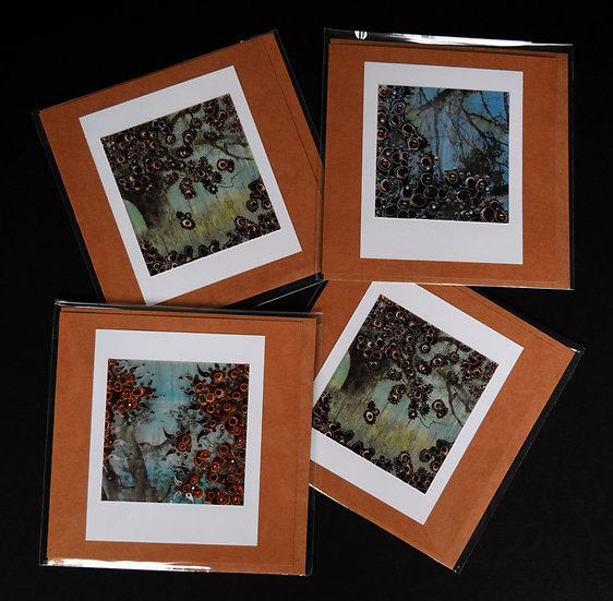 Artefacts Pack of 4