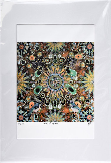 New Religion (Print)