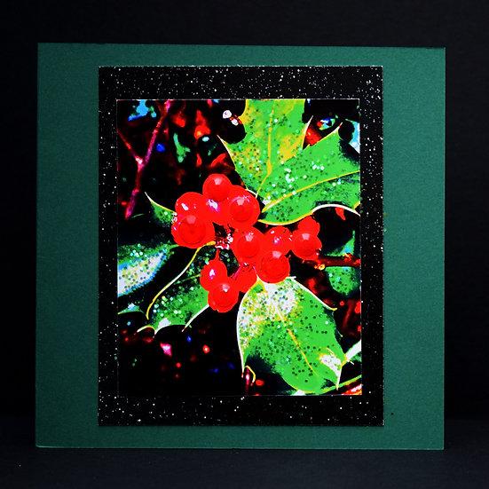 Christmas Holly III