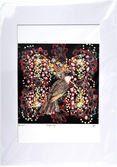 Majesty (Print)