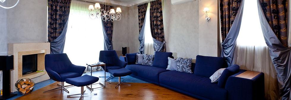 Элитные шторы на заказ, шторы в зал, шторы для гостиной