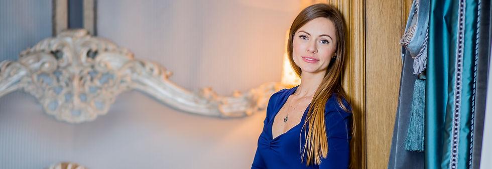 Виктория Куприянова - дизайнер