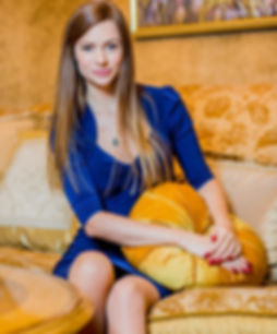 Victoria Kupriyanova - designer Pretty House Project