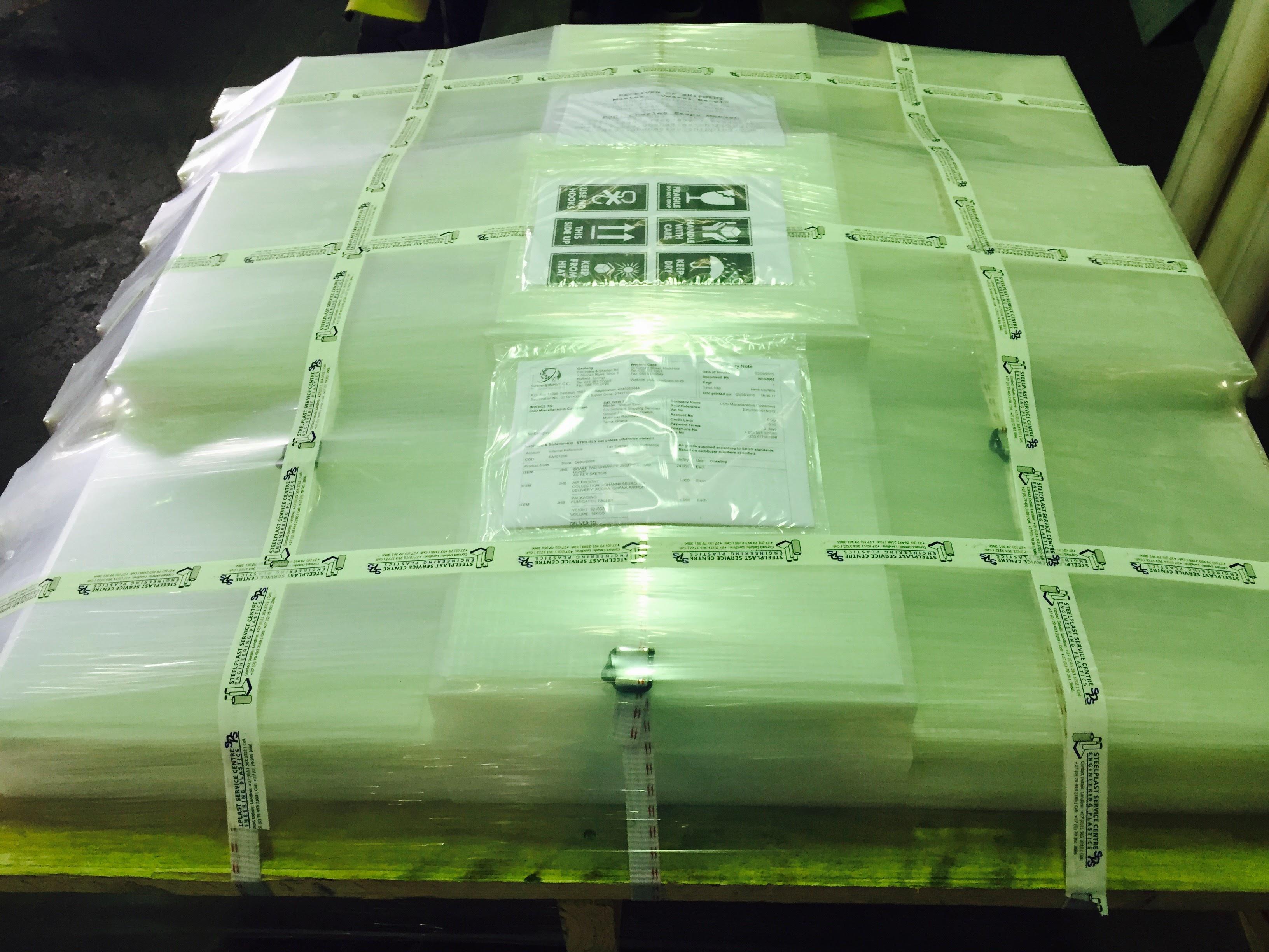 Export HDPE Block