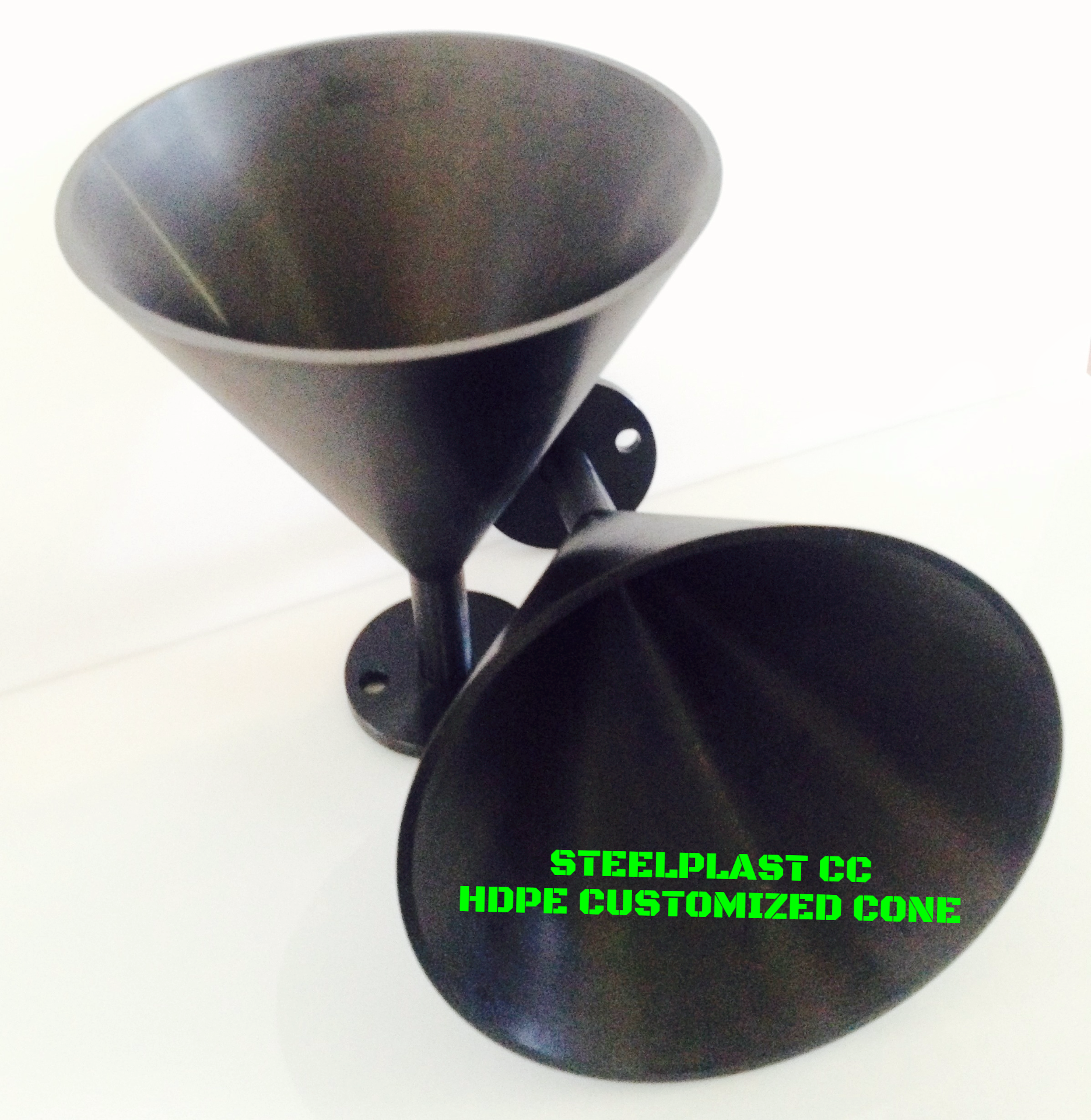 HDPE CONE CUSTOMIZED