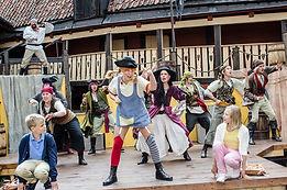 Pippi på de sju haven - Karlshamn