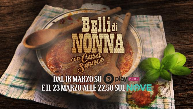 Arriva Belli di Nonna con Casa Surace! Stay home, stay Pesci!