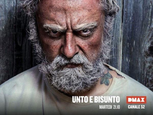 UNTO E BISUNTO: LA VERA STORIA DI CHEF RUBIO il 20 dicembre su DMAX (canale 52)