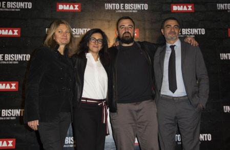 Presentato ieri sera, martedì 6 dicembre, al The Space Cinema Moderno di Roma, il film tv UNTO E BIS