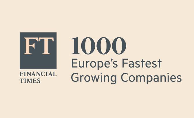 Pesci Combattenti inserita dal Financial Times tra le 1000 aziende europee che sono cresciute più ve