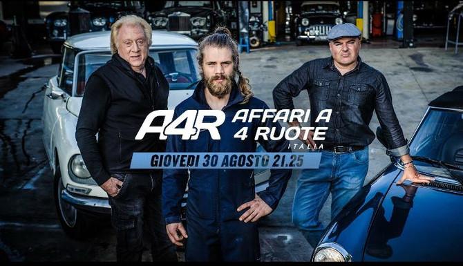Stasera alle 21.25 debutta su DMAX (canale 52) la nuova versione italiana da 6 puntate di Affari a Q