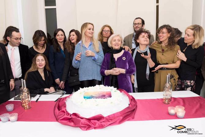 La Festa della Donna 2019 noi l'abbiamo celebrata con Le Ragazze! Buon 8 marzo a tutte e a tutti da