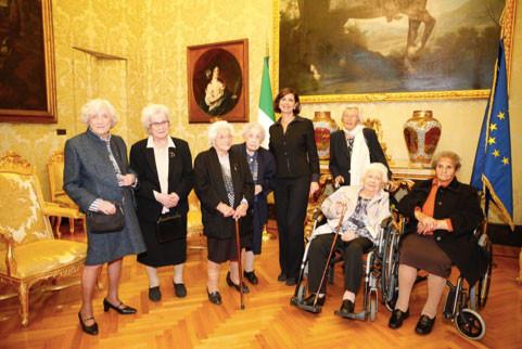 Le Ragazze del '46 su Rai3, ma oggi anche alla Camera dei Deputati!