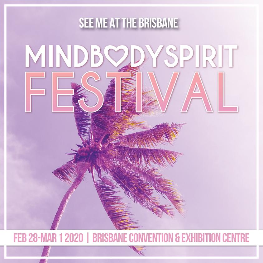 Mind Body Spirit Festival Brisbane 2020