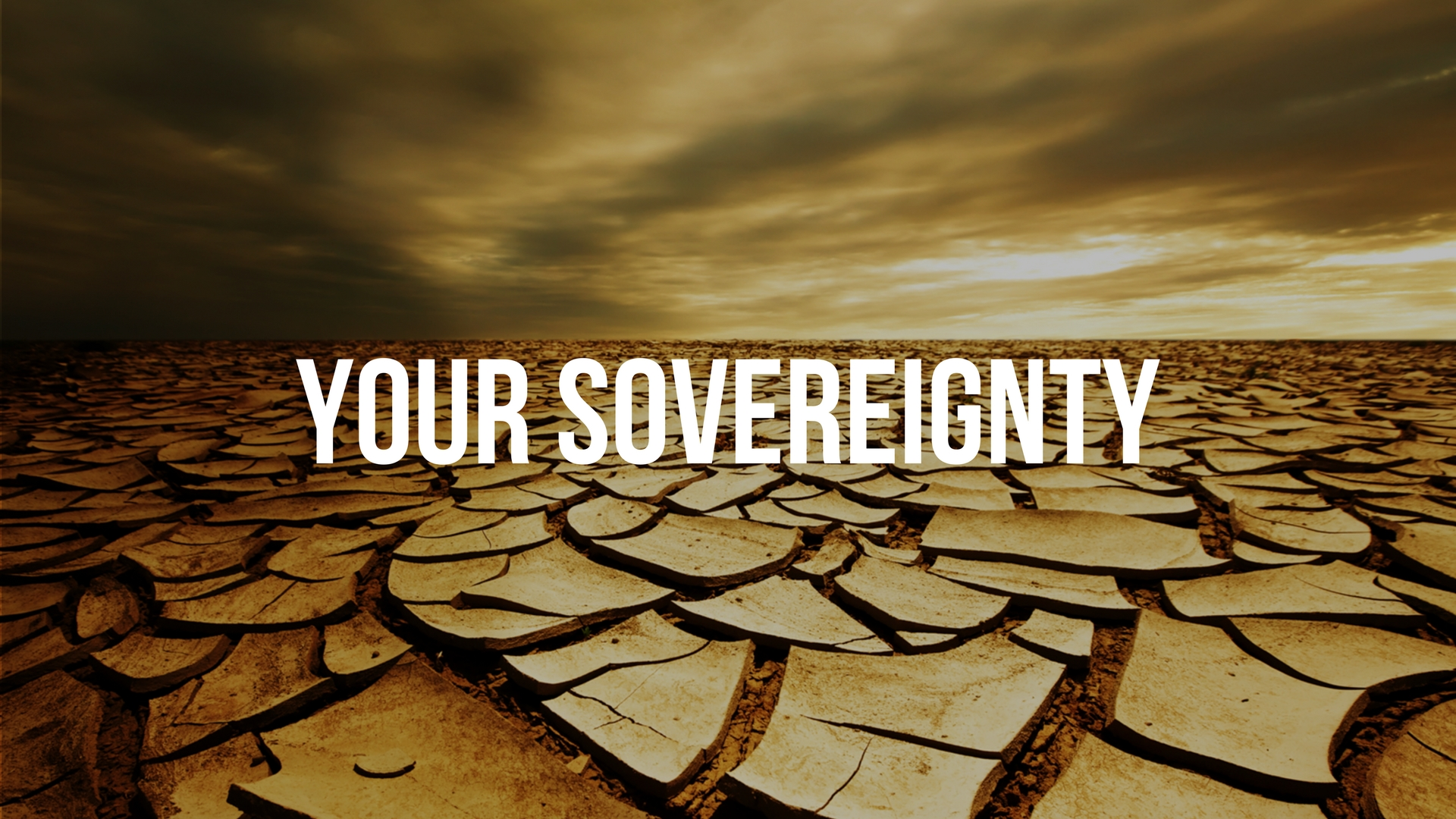Your Sovereignty