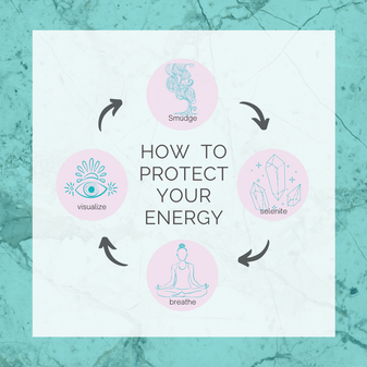 4 Simple Steps To Protect Your Energy