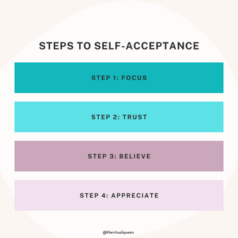 4 Steps to Self-Acceptance