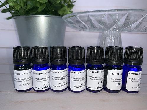 Therapeutic Grade Essential Oil