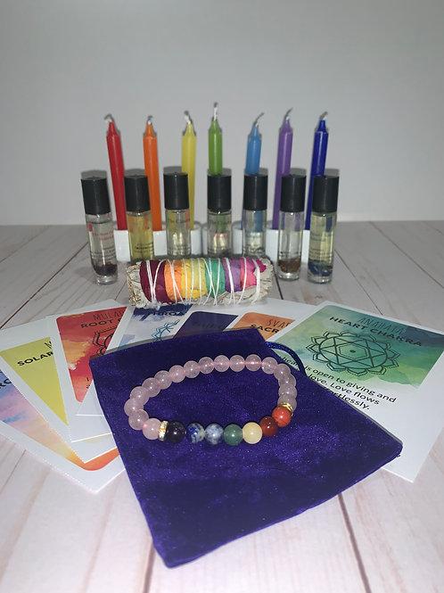 Chakra Ritual Kit