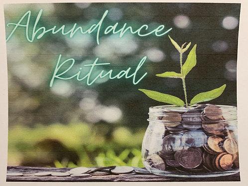 Abundance Ritual Kit
