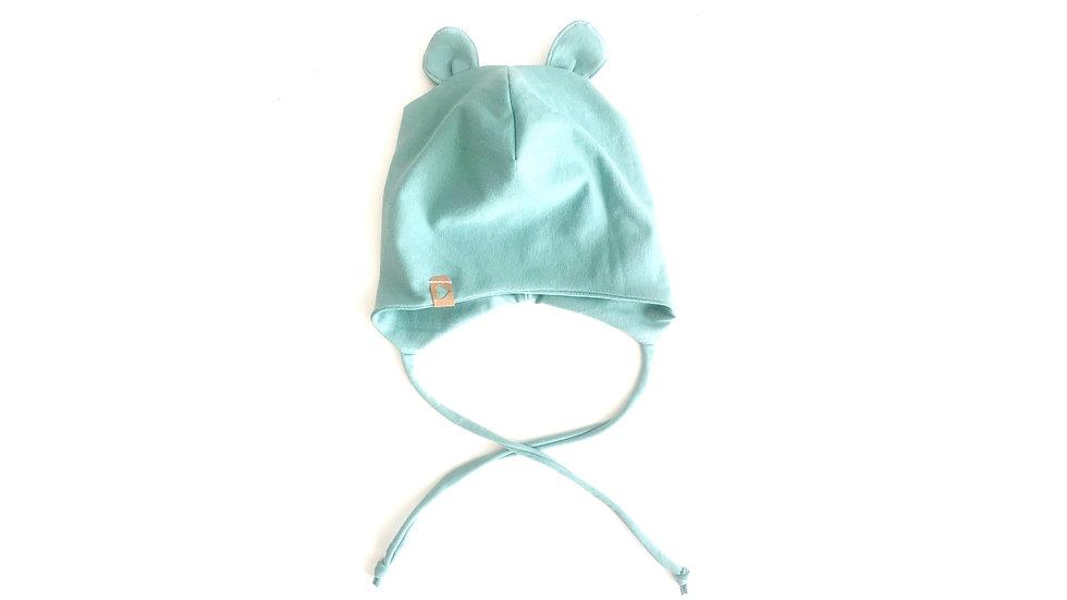 Babymütze mit Ohren