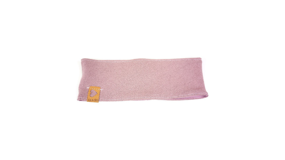 BASIC KNIT soft rosé