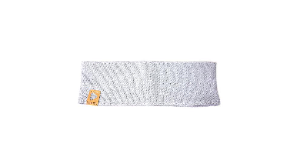 BASIC KNIT soft grey