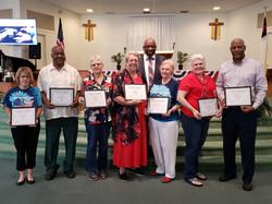 Bible Study Certificates