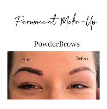 Permanent Make-Up / PowderBrows