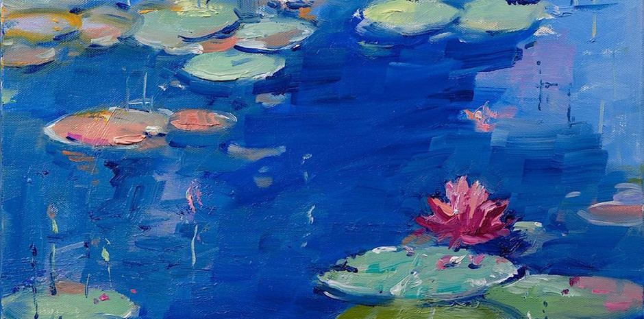 Water Lily VII