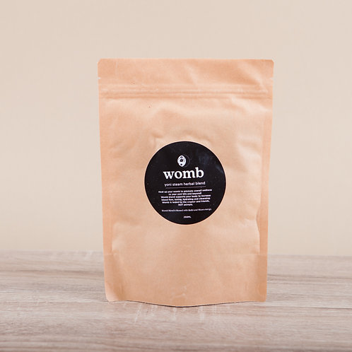 womb pouch - YONI STEAM 250ml