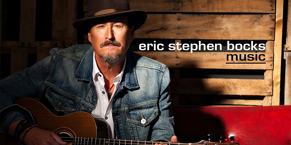 An Evening with Eric Stephen Bocks