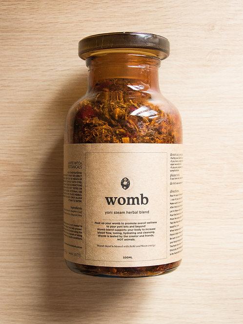 womb - YONI STEAM 500ml