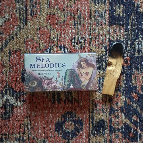 CARD DECK - SEA MELODY