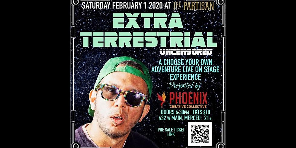 Extra Terrestrial: Uncensored