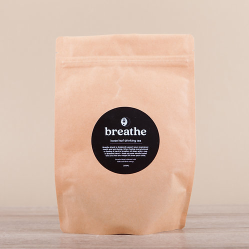 breathe - LOOSE LEAF TEA 250ml