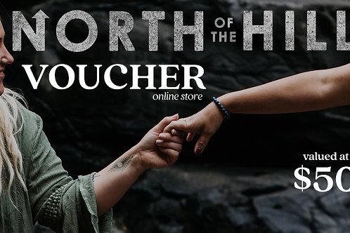 VOUCHER - Online Store $50