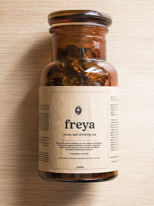 freya - LOOSE LEAF TEA 250ml