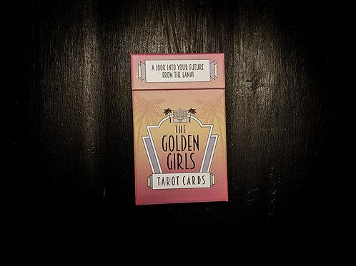 GOLDEN GIRLS TAROT DECK