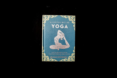 A Little bit of YOGA BOOK