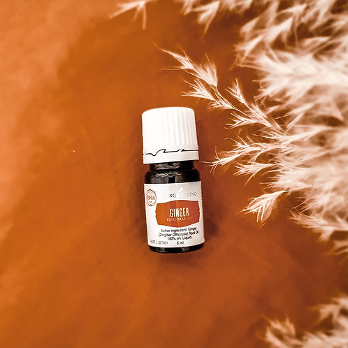 GINGER Wellness Essential Oil 5ml